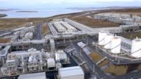 Shetland Gas Terminal