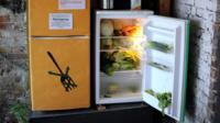 One of the public fridges in Berlin