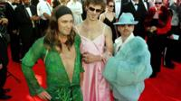 Trey Parker, Matt Stone and friend