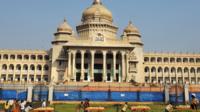 கர்நாடக சட்டமன்றமான விதான் சௌதா (கோப்புப்படம்)