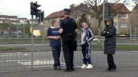 cops kids