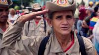 Venezuelan National Militia member