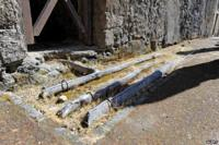 Lead pipes - Herculaneum
