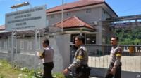 Indonesia's Nusa Kambangan prison, pictured in 2015