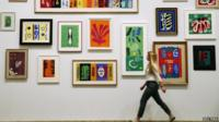 Henri Matisse: The Cut-Outs exhibition at Tate Modern