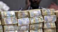 Cash in Somalia
