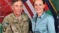 David Petraeus with Paula Broadwell
