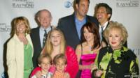 Cast of Everybody Loves Raymond in April 2005