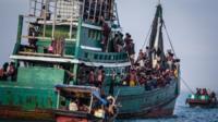 Migrant boat allegations cast cloud over Australia