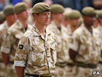 Lieutenant Colonel Charlie Sykes