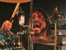 Dave Grohl at Reading Festival 2009