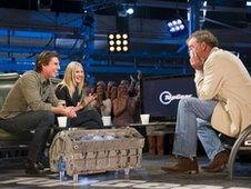Tom Cruise, Cameron Diaz and Jeremy Clarkson