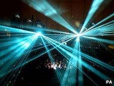 Ministry of Sound at the Millennium Dome 2002