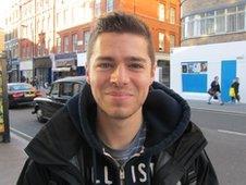 Leicester fan Jacob