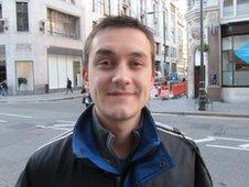 Southampton fan Simon