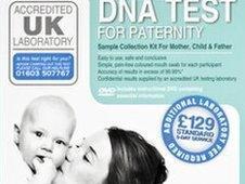 DNA test packet