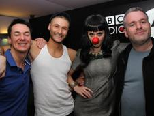Dave Vitty, Kissy Sell Out, Katy Perry and Chris Moyles