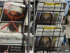 News of Osama Bin Laden's death has been reported around the world