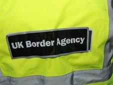 Border agency staff