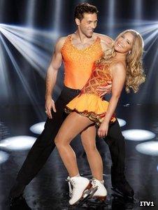 Sylvain Longchambon and Heidi Range