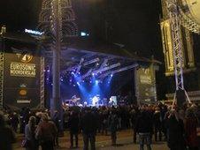Crowd at Eurosonic