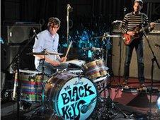 Patrick from The Black Keys