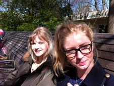 Kate and Tess