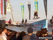 Wakestock event