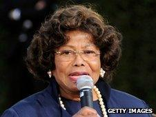 Katherine Jackson, Michael's mother