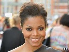 Janet Jackson, Michael's sister