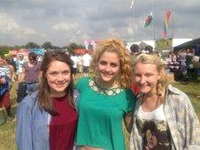 Aimee-Jade Tiffin-Mcguirk, Rebecca Hamilton, Ella Worthy