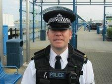 PC Scott Gibbons