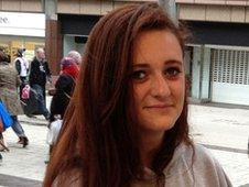 Sophie from Birmingham