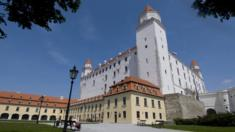 Bratislava Castle, venue of EU meeting on 16 Sep