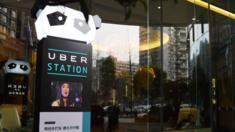 Uber station