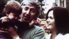 Georgi Markov with his family