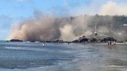 На Новую Зеландию после землетрясения обрушилось цунами