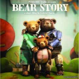 "Poster de ""Bear Story"""