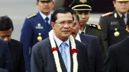 perdana menteri Hun Sen