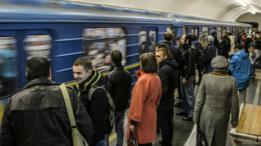 В киевском метро погиб мужчина