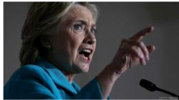 В штабе Клинтон обвинили главу ФБР в двойных стандартах