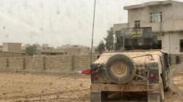 Иракские отряды вошли на окраины Мосула