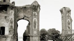 1941: уничтожение Успенского собора в Лавре