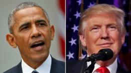 Трамп и Обама встретились в Белом доме