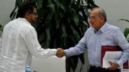 Колумбийские власти и повстанцы подписали новое мирное соглашение