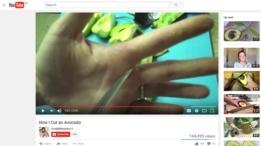 Imagen de una video entrada del CandidMommy en You Tube