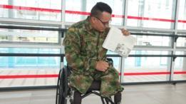 El sargento Francisco Pedraza