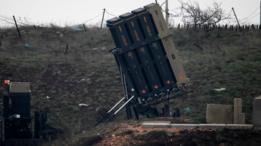 Sistema de defensa israelí