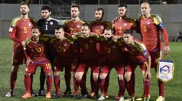 Selección de Andorra