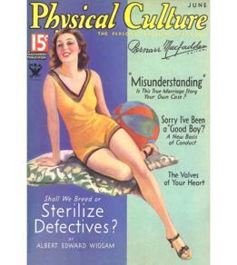Revista de principios del siglo XX con un artículo titulado